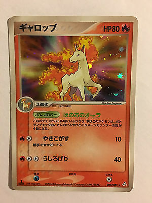 Pokemon Card / Carte Rapidash Rare Holo 023/082 1ED