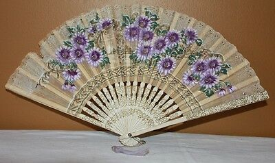 Antique/vintage Asian Hand Held Fan