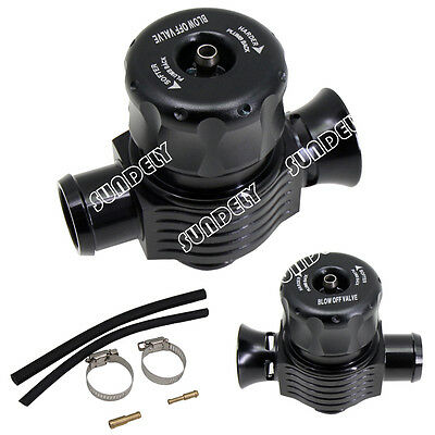 25Mm Dual Port Universal Turbo Bov Diverter Recirculating Dump Blow Off Valve