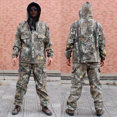 Outdoor Fishing Bird Clothes Anti-mosquito Insects Hunting Bonic ClothingHooded