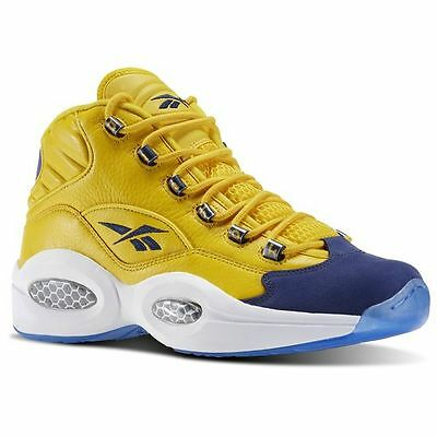 REEBOK QUESTION MID retro unworn all star allen iverson sixers MVP hall of  frame cbd4d9ef6