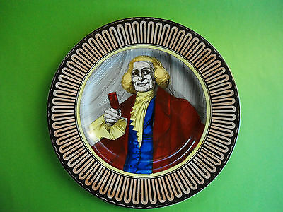 Royal Doulton Plate The Squire Series Ware - Rack Plate