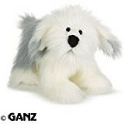 Webkinz Old English Sheepdog NEW with Unused Sealed Code Tag