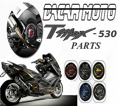 Couple Cover Carter Motor For Yamaha T-Max 530 2012 2013 2014 2015