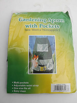 NEW Wholesale Job Lot  24 x Woolbro Garden Aprons with Pockets Free P&P