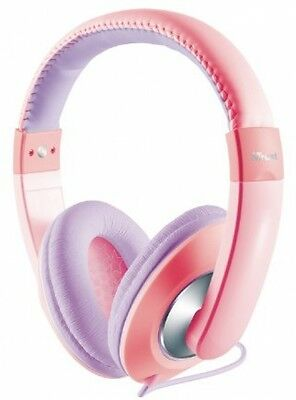 Trust Sonin Kids Headphone, Hearing Protection For Kids - Pink