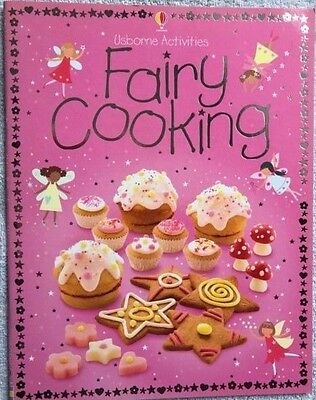 Usborne Activities: Fairy Cooking by Rebecca Gilpin Paperback Book