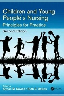 Children and Young People's Nursing by Alyson M. Davies Paperback Book (English)