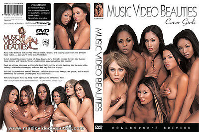 Music Video Beauties Cover Girls Collector's Edition DVD