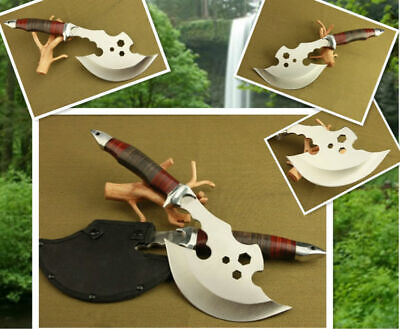 Ultimate Survival Camping Hunting Axe- Trip Survival Tool, Tactical Axe -FB04
