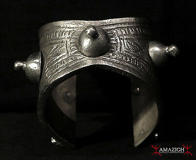 Old Berber Bracelet – Ait Serhrouchen Tribe – Talsint, North East Morocco - Rare