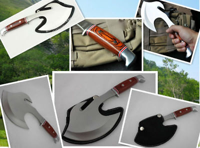 Ultimate Hunting Axe-Camping-Survival Axe-Tactical-Fire Axe Hand Tool-F703