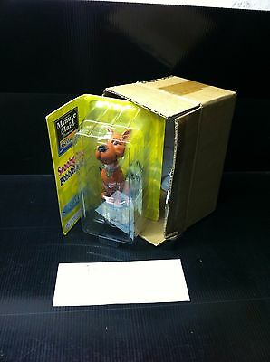 2002 Scooby Doo Bobblehead movie nodder Minute Maid Blends promo scoobie dog fig