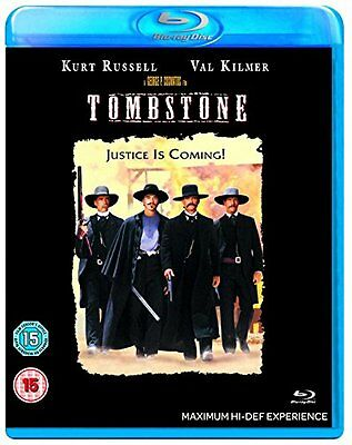 Tombstone [Blu-ray] [DVD][Region 2]