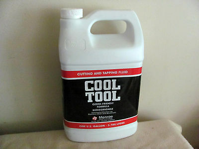MONROE COOL TOOL Cutting & Tapping Fluid  Container Size Gallon MFR  02-010