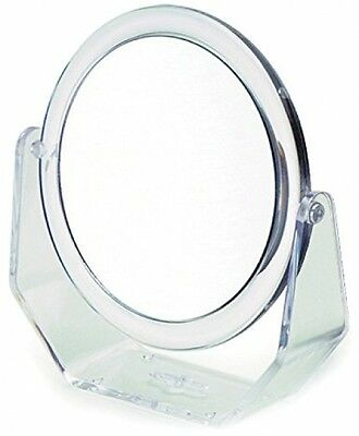 HairArt Dual-Sided 10x Magnifying Mirror 47281
