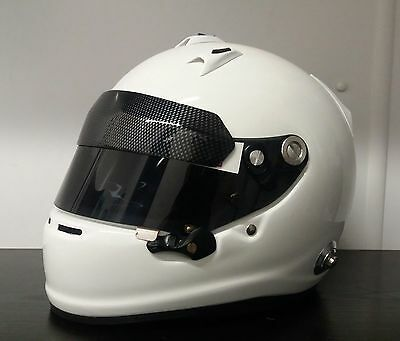 Arai GP6, SK6 Visor strip, looks like F1 drivers Zylon strip