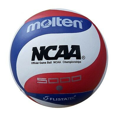 Volleyball Molten Ball 5000 Official Size 5 Indoor Outdoor Volley Game Pu Soft