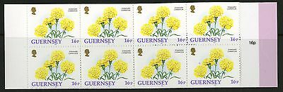 Guernsey 1992-96  Scott # 486b  Mint Never Hinged Complete Booklet