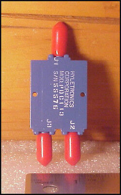 2-Way RF SMA Power Divider / Combiner - 10 Mhz to 10 Ghz