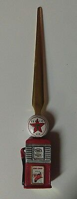 Texaco Star Fire Chief Gas Pump Letter Opener