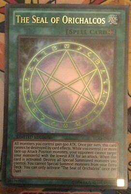 Yu-Gi-Oh! THE SEAL OF ORICHALCOS LC03-EN001