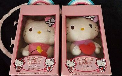 Tokidoki x Hello Kitty Valentines 2012 Plush Set