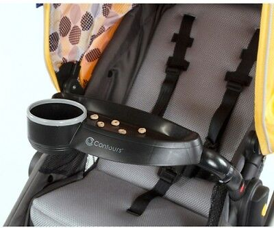 Contours Stroller Snack Tray Free Shipping
