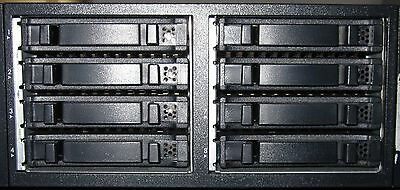 HP DL380 G7 Additional drive cage kit.