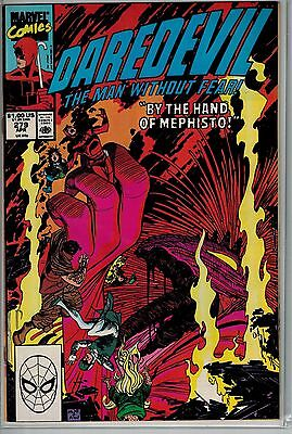 Daredevil - 279 - Marvel - April 1990