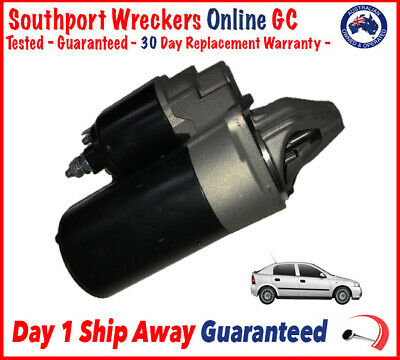 Genuine Holden Astra Starter Motor Fits Z18XE TS Astra Auto/Manual - Express