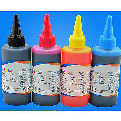 100Ml Refill Ink For Hp Canon Lenovo Lexmark Ricoh Oki Inkjet Printer Useful