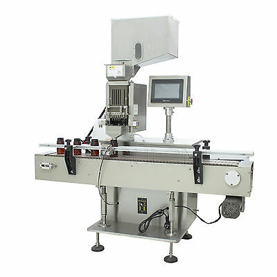 ZJS-A Capsule Counter + one mold + Conveyor for filling/Packing capsules 000-5