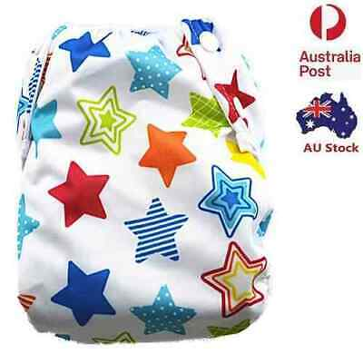 New Swim Nappy Baby Toddlers Unisex Diaper Pants Nappies Swimmers Size 000-2 S98