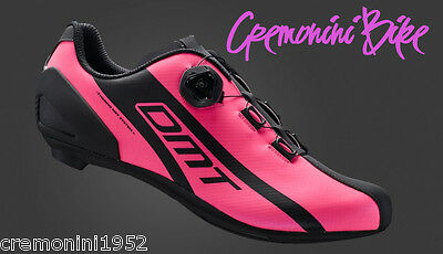 DMT scarpe bici ciclismo donna rosa fuxia woman bike shoes road R5 size 39 EU
