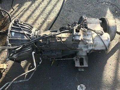 Land Rover Discovery 300 tdi Auto Gear and transfer box complete