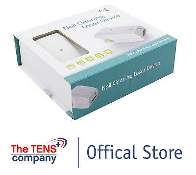 Med-Fit Rechargeable Nail Fungus Treatment Laser Device Ideal for home use