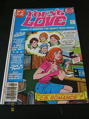 Young Love #126 1977 July DC July RARE last issue of series