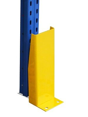 Used Heavy Duty Leg Protector For Warehouse Storage Racking £12.00 Each + V.a.t
