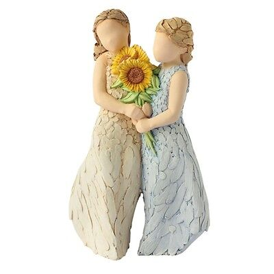 Arora More Than Words - My Best Friend Figurine - Mtw9754 - Brand New.