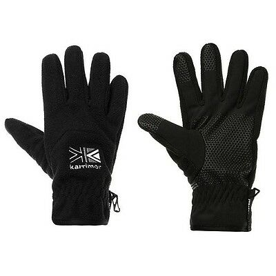Karrimor Wind Proof Fleece Gloves Mens XL