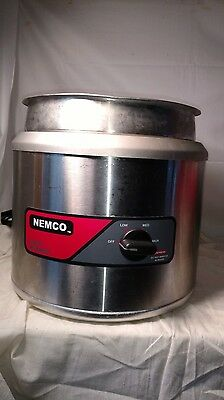Used Nemco Commercial Soup Warmer 6101A 11 Quart