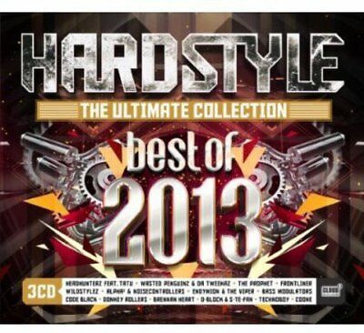 Hardstyle: Best Of 2013 - The Ultimate Collection [CD]