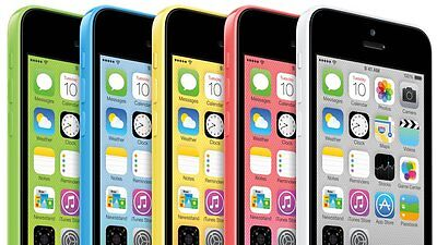 hApple iPhone 5c - 8GB 16GB 32gb-  Smartphone Various
