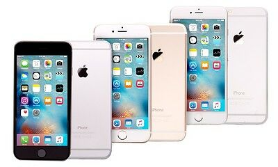 Apple iPhone 6 6 plus -16GB 64GB 128GB- Unlocked/Lock / LCD Smartphone Various