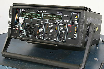"TTC FB6000A Firebird T1 Analyzer ""Make an Offer"""