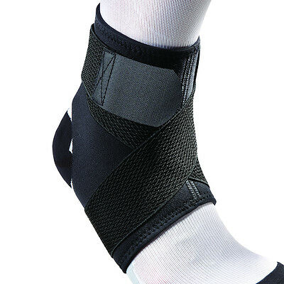 McDavid 430 Sports Adjustable Ankle Support Universal With Velcro Closure Straps