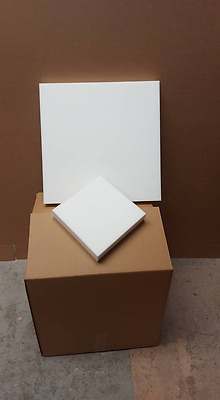 Ultrafonic Acoustic Room Studio Kit Soundproofing Treatment White