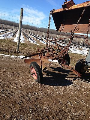 Oliver 2 Bottom  tow Plow