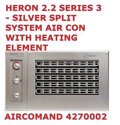 Heron 2.2 Split System Air Conditioner With Heating Element AIRCOMMAND 4270002